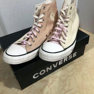 Twisted Pastel Converse Chuck Taylors
